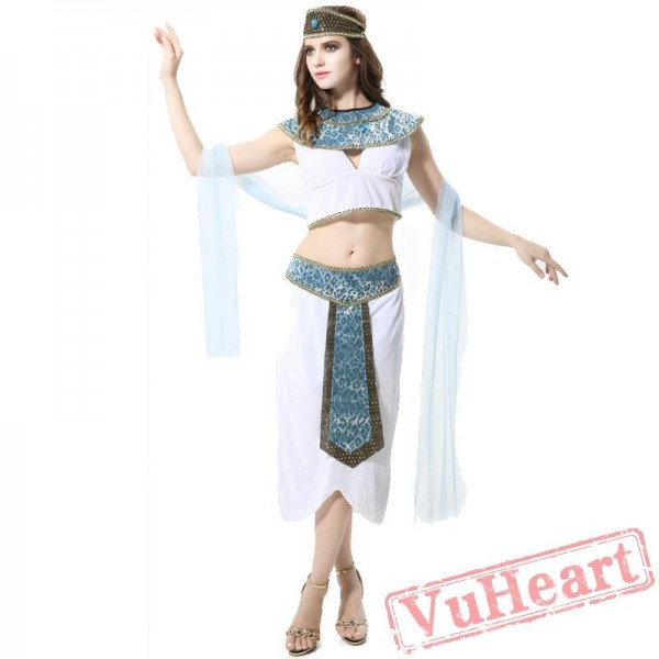 Egyptian Pharaohs costumes, Arabian sexy bride after princess costume