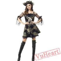 Halloween queen costume