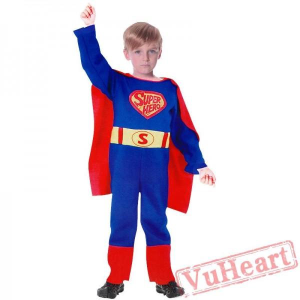 kid's costume, Superman costume