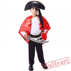 Halloween party pirate costume