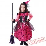 Halloween kid's costume, witch witch costume