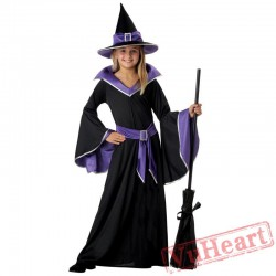 Witch costumes, kid noble witch costumes