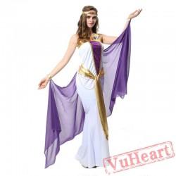 Greek goddess Egyptian queen queen costume Egyptian pharaoh costume