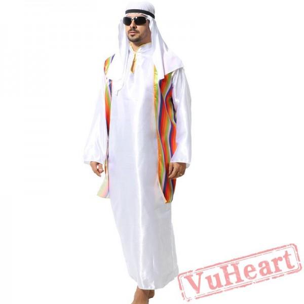 Adult men Arab prince costume