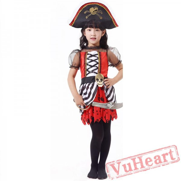 Child Pirate Garment