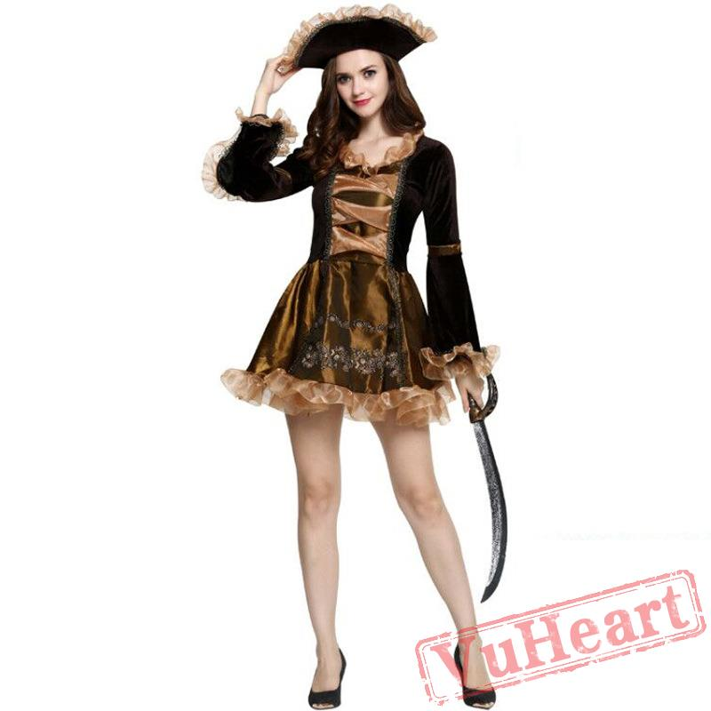sc 1 st  VuHeart & Pirates of the Caribbean costume