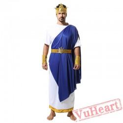 Halloween Men's costume, Poseidon Ponce