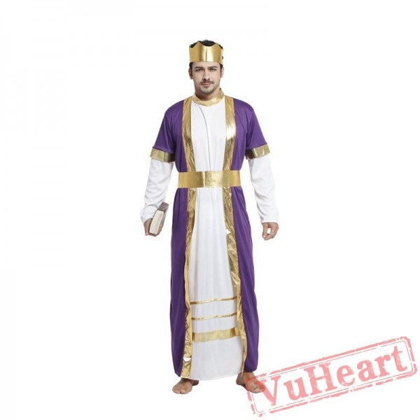 Jesus Zeus costume