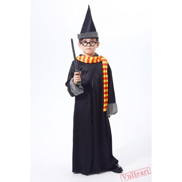 Halloween kid's costume, Harry Potter costume