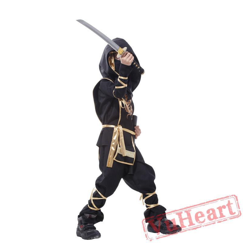 sc 1 st  VuHeart & Halloween costumes kid Japanese ninja costumes Naruto