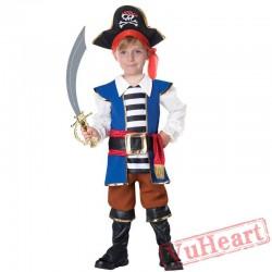Child Pirate Halloween Costume