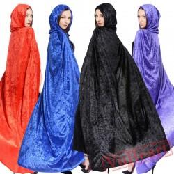 Halloween Cloak Witch Cloak Witch Wizard Cloak