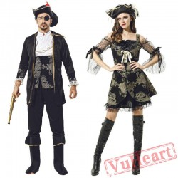 Halloween adult costume, Caribbean costume
