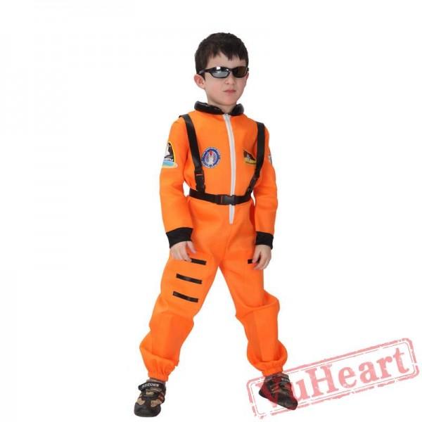 Halloween kid's costume, astronaut costume, space suit