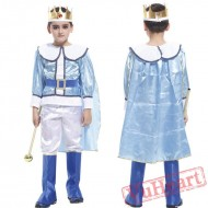 Halloween kid's costume, prince costume