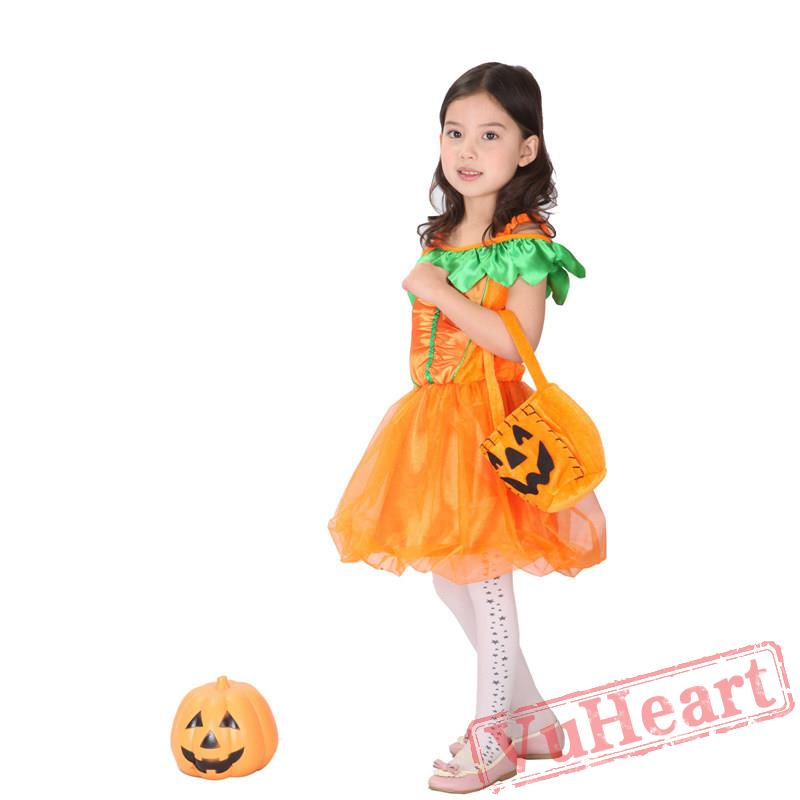 sc 1 st  VuHeart & Pumpkin princess costume