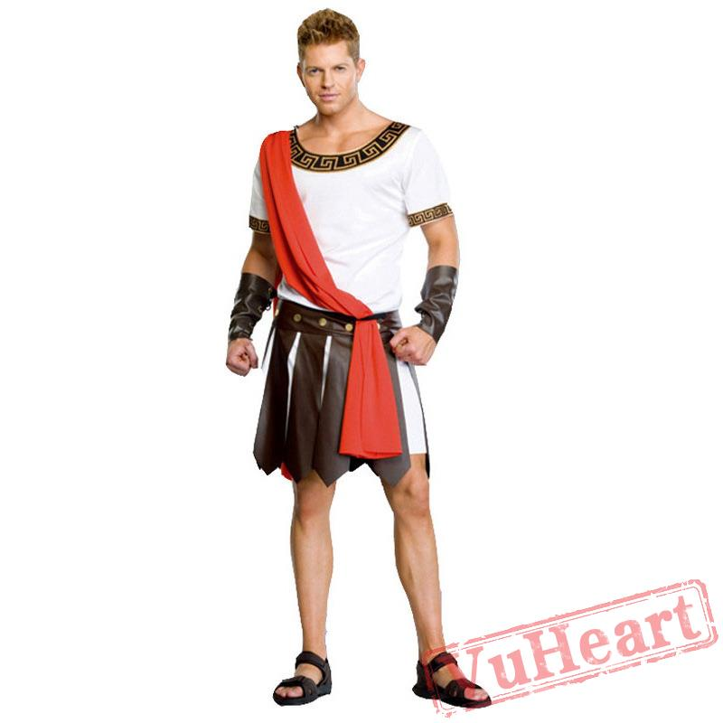 costume, Caesar the Great, Gladiator Warrior costume