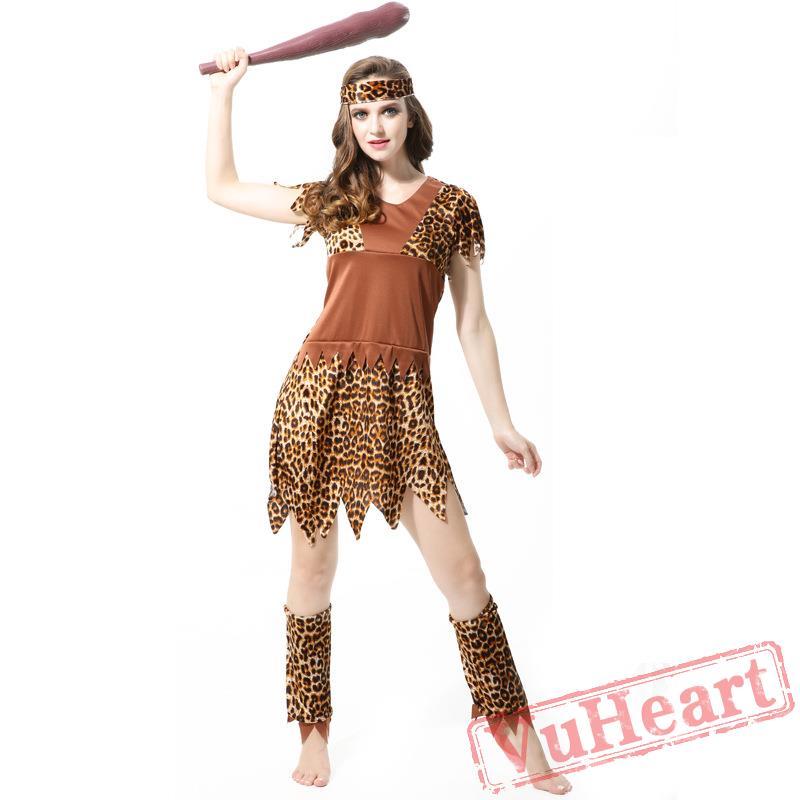 sc 1 st  VuHeart & Halloween costumes Indian leopard costume