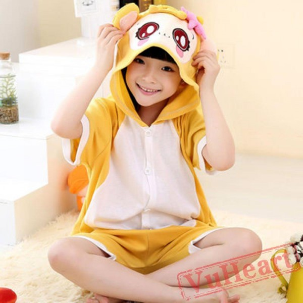 Kigurumi | Animal Monkey Kigurumi Onesies - Summer Onesies for Kids