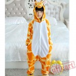 Kigurumi | Giraffe Kigurumi Onesies - Onesies for Kids
