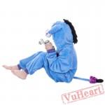 Kigurumi | Blue Donkey Kigurumi Onesies - Onesies for Kids