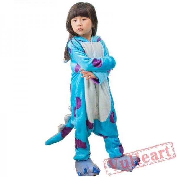 Kigurumi | Blue Cow Kigurumi Onesies - Onesies for Kids