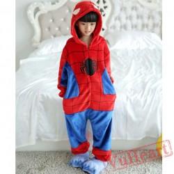 Kigurumi | Spiderman Kigurumi Onesies - Onesies for Kids