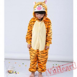 Kigurumi | Tiger Kigurumi Onesies - Onesies for Kids