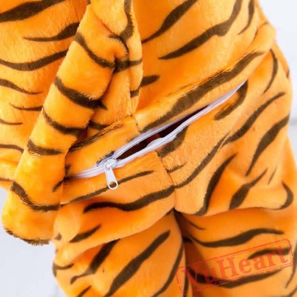 Kigurumi | Tiger Kigurumi Onesies - Onesies for Kids