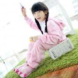 Kigurumi | Pink Pig Kigurumi Onesies - Onesies for Kids