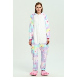Star Unicorn Kigurumi Onesie Pajamas / Costumes