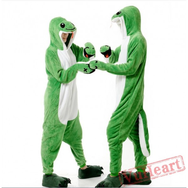 Snake Onesie Costume & Pajamas - Halloween Costumes