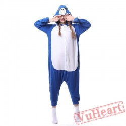 Kigurumi | Blue Shark Kigurumi Onesies - Adult Animal Onesies