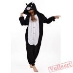 Kigurumi | Black Cat Kigurumi Onesies - Adult Animal Onesies