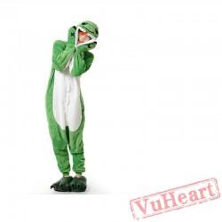 Green Snake Couple Onesies / Pajamas / Costumes