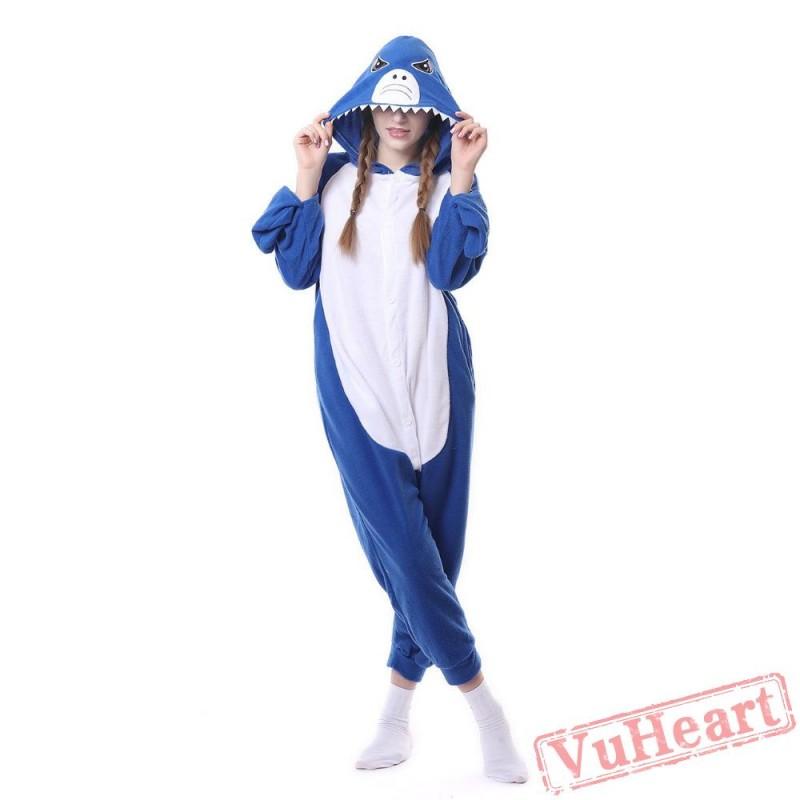 e83952246 Kigurumi | Shark Kigurumi Onesies - Adult Animal Onesies