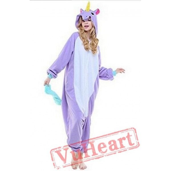 Kigurumi | Cartoon Unicorn Kigurumi Onesies - Adult Animal Onesies