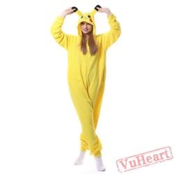 Kigurumi | Pikachu Kigurumi Onesies - Adult Animal Onesies