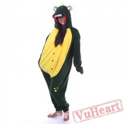 Adult Crocodile Onesie Pajamas / Costumes for Women & Men