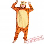 Adult Tiger Kigurumi Onesie Pajamas / Costumes for Women & Men