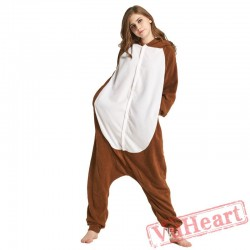 Adult Baboon Kigurumi Onesie Pajamas / Costumes for Women & Men