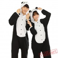 Spring & Autumn Panda Kigurumi Onesies Pajamas for Women & Men