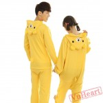 Spring & Autumn Bear Kigurumi Onesies Pajamas for Women & Men