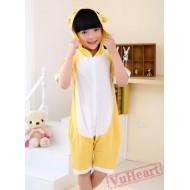 Rilakkuma Kigurumi Onesies Pajamas Costumes for Boys & Girls