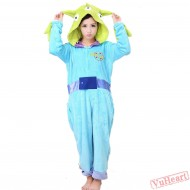 Monsters Kigurumi Onesies Pajamas Costumes for Women & Men