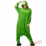 Big Eyed Monster Kigurumi Onesies Pajamas Costumes for Women & Men