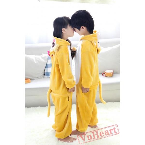 Monkey CiCi Kigurumi Onesies Pajamas Costumes for Boys & Girls