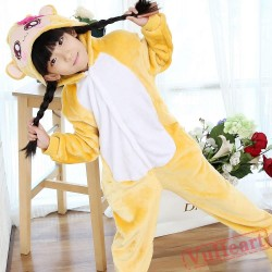 Monkey CiCi Kigurumi Onesies Pajamas Costumes for Boys & Girls
