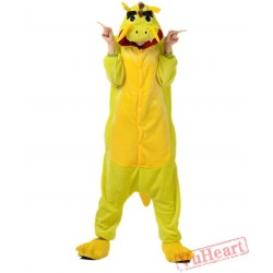Chinese Dragon Kigurumi Onesies Pajamas Costumes for Women & Men