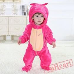 Sagittarius Zodiac Sign Rose Kigurumi Onesies Pajamas Costumes for Baby